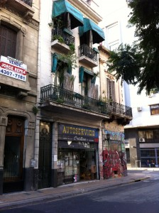 Property in San Telmo