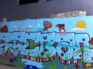 Graffitti Image 2