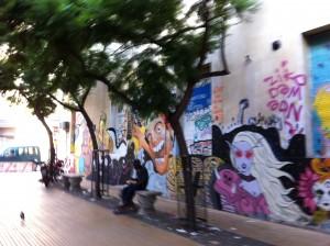 Graffitti Image 1
