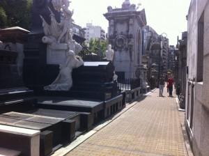 City of the Dead - Ornate Statue