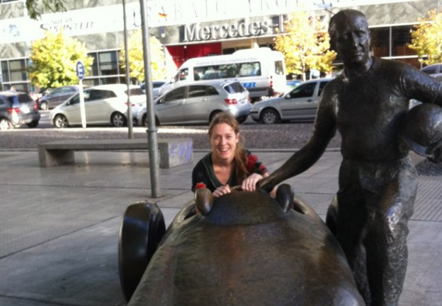 Sara The Racer