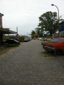 The Farmer's Market Entrance