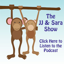 The JJ & Sara Show Podcast